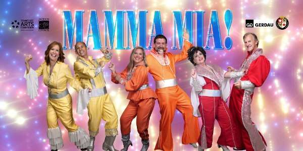 The Jackson Theatre Guild presents MAMMA MIA!