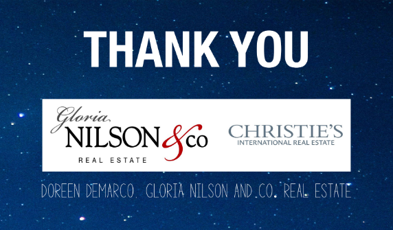 Doreen DeMarco, Gloria Nilson & Co. Real Estate